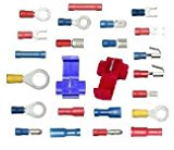 Mixed Crimp Terminal Pack (80 piece) Auto Electrical Wiring Repair / Fitting Kit, 80 Various Terminals & Connectors. Free UK Delivery