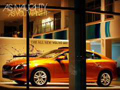 car showroom photo