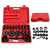 AllRight Universal Front Wheel Drive Wheel Bearing Removal And Installation Tool Kit 21 Pcs