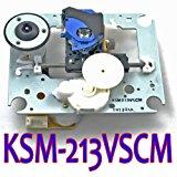Sony CD KSM-213VSCM Optical pickup Mechanism KSM213VSCM Laser lens Lesereineit Assembly for Aiwa XR-EC10 XR-EC11 LG FE-1850E FFH-8970 LXS-M330 LM-M1040 LX-M340A SONY MCE-F808K Cd Playe