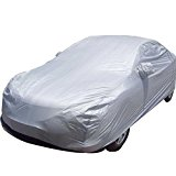 General Motors Car Garments Car Dust Cover Car Sunscreen Cooling UV Protection , silver , xl