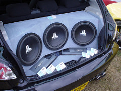 Car Speakers photo